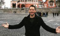 Как Крис Пратт по Москве гулял