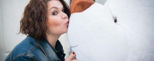 Олеся Массальская: «Без улыбки меня не увидеть»