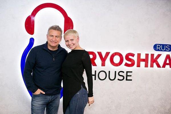 Leonid Agutin i Yulya Nickolina