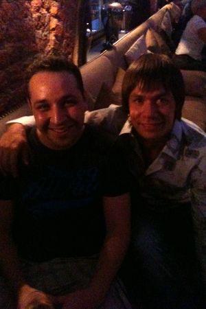 Evgeniy Dubrovskiy i Stas Pyeha