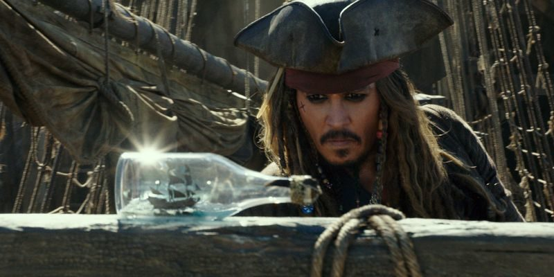 Новые «Пираты»: смотреть и восторгаться!