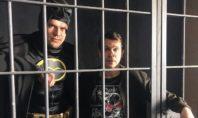 За что взяли Бэтмена?