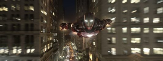 Супергерои в кино