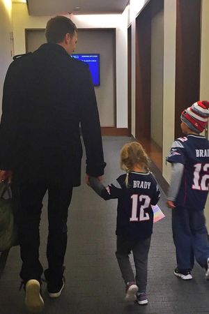 Deti Tom Brady