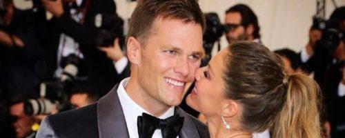 Жизель и Том. Счастливы вместе
