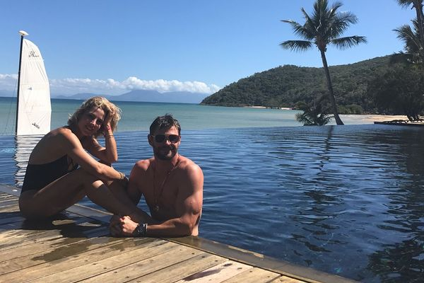 Chris Hemsworth i Elsa Pataky 2
