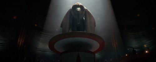 «Дамбо», или закулисье цирка
