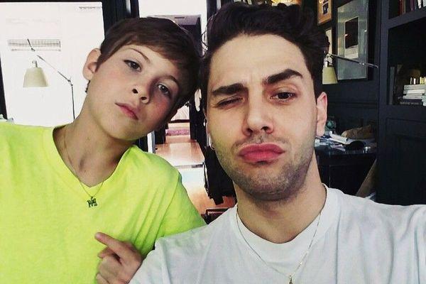 Jacob Tremblay i Xavier Dolan