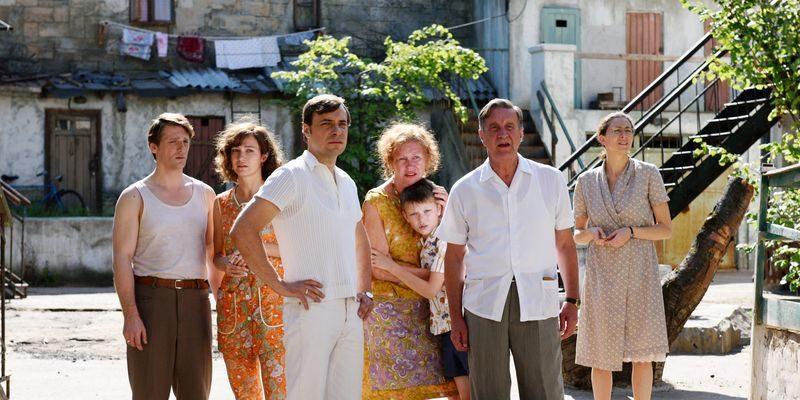 Одесские будни одной большой семьи