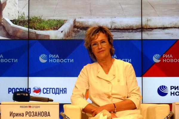 Irina Rozanova 2