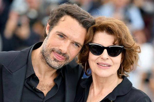Nicolas Bedos i Fanny Ardant