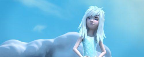 Ледяная принцесса и пламень дракона