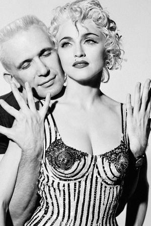 Jean Paul Gaultier i Madonna 2