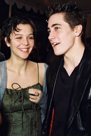 Maggie Gyllenhaal i Jake Gyllenhaal 1