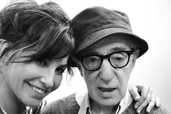 Gina Gershon i Woody Allen
